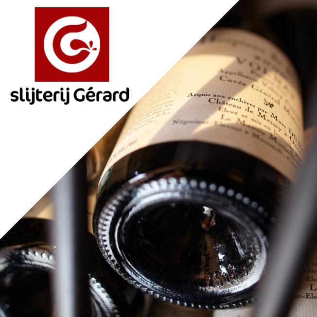 Case Slijterij Gérard - YURIBITE